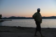 Dalmácie, září 2005