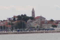 Dalmácie, září 2007